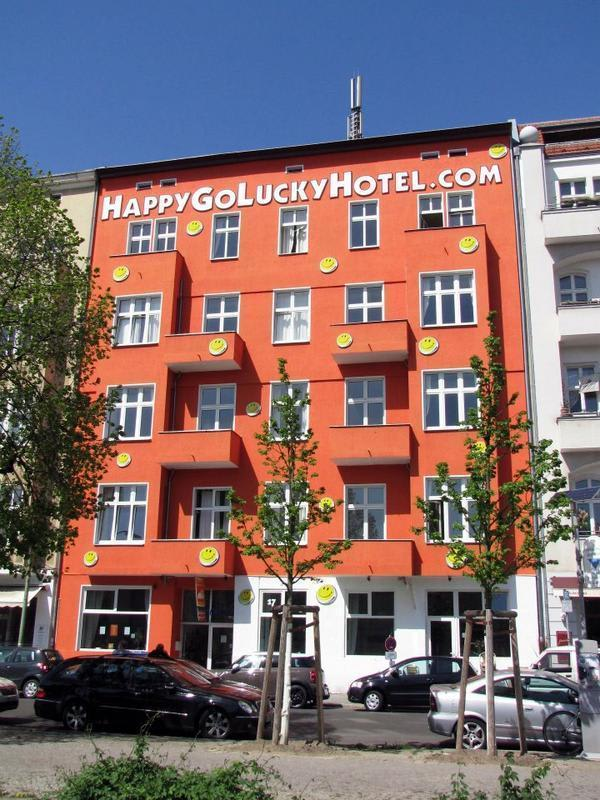 Happy Go Lucky Hotel & Hostel