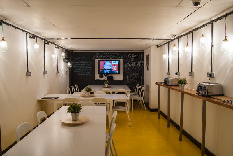 HOSTEL - The Dictionary Hostel, Shoreditch, London