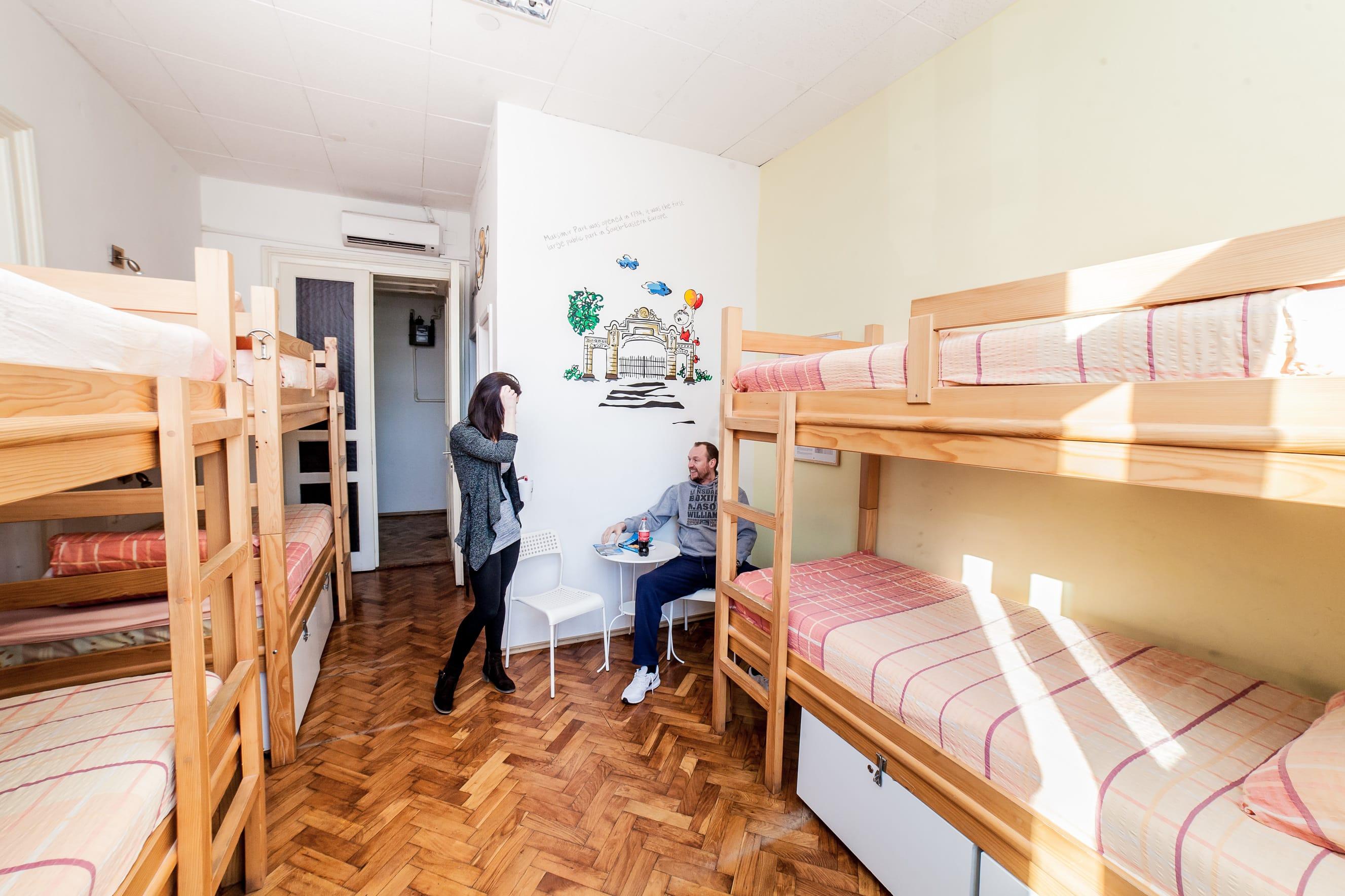 HOSTEL - Palmers Lodge Zagreb