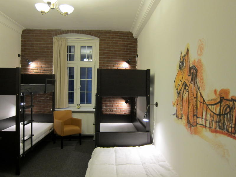 HOSTEL - Hostel Wratislavia