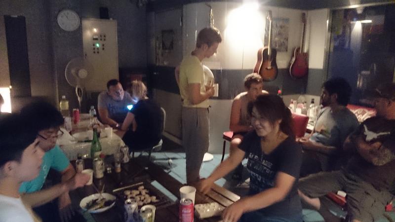 Tokyo Hostel