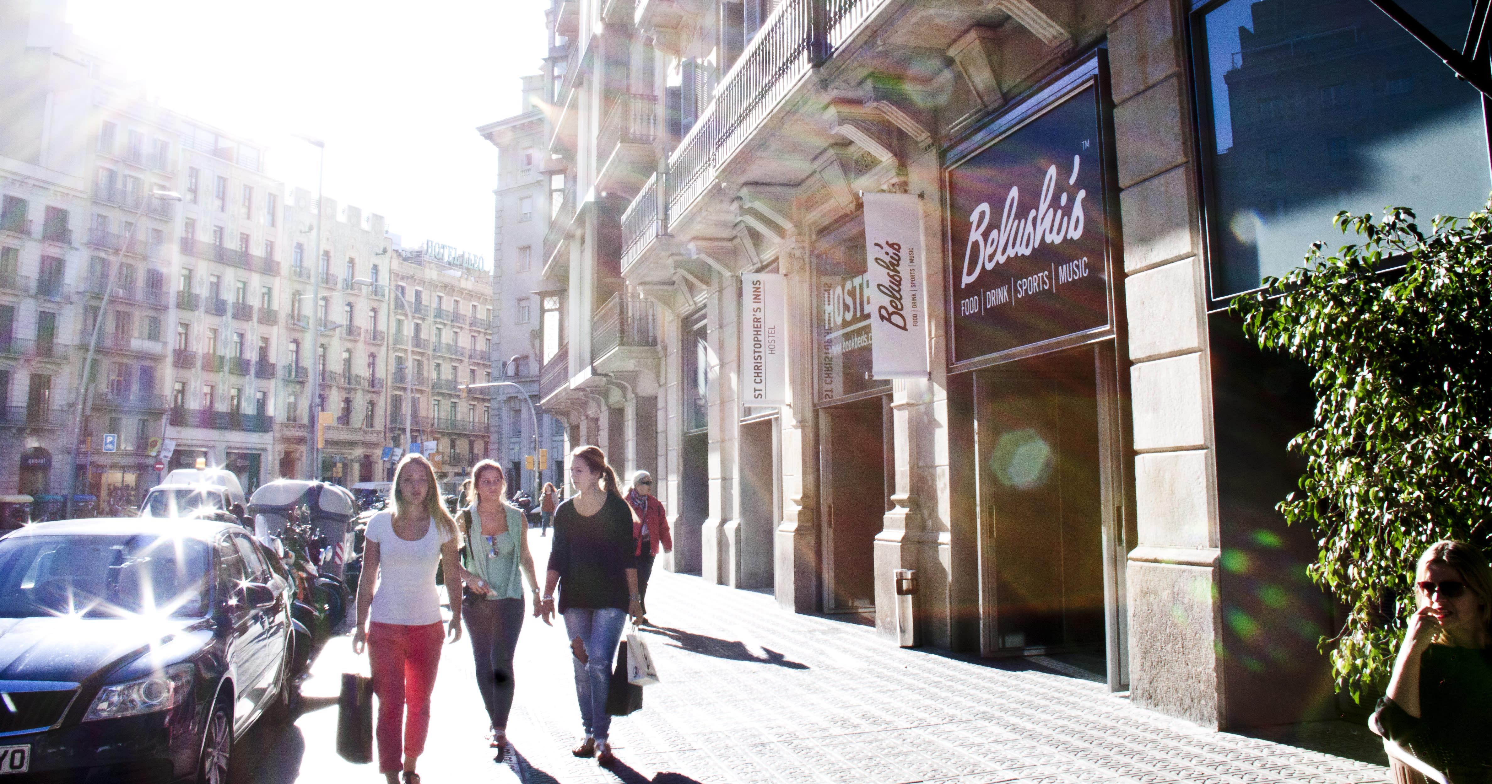 St Christopher's Barcelona