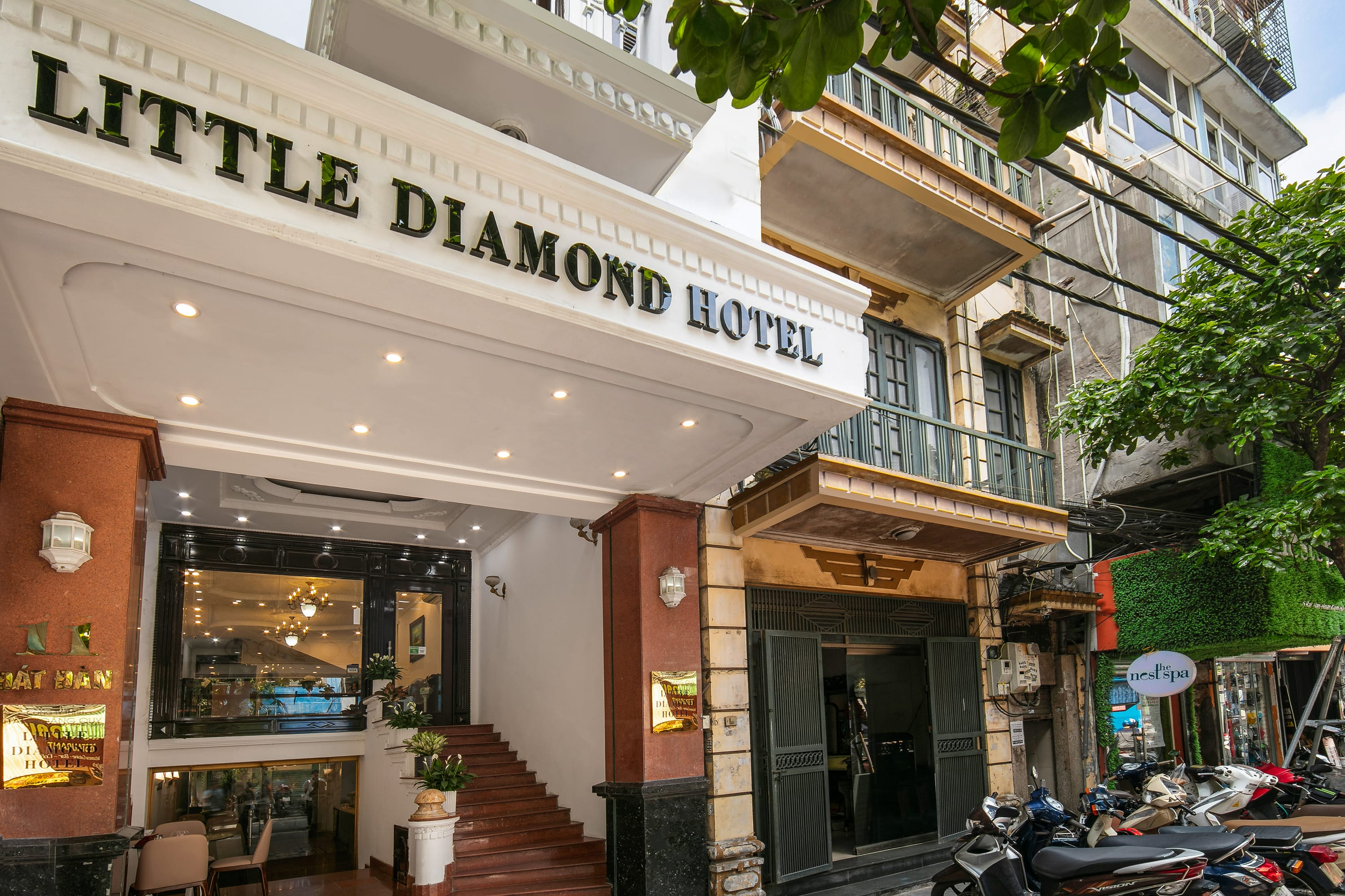 Little Hanoi Diamond