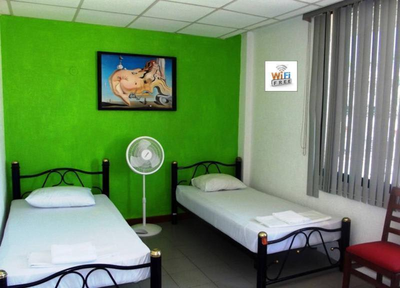 Hostel Mundo Maya