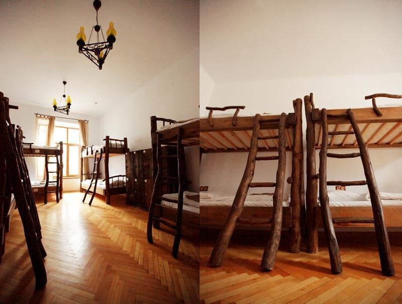 GHOSTel - Medieval Hostel