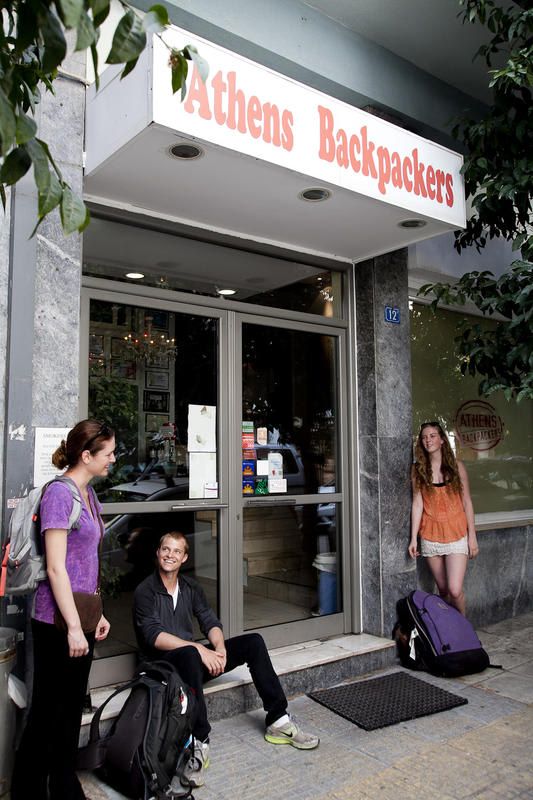 Athens Backpackers
