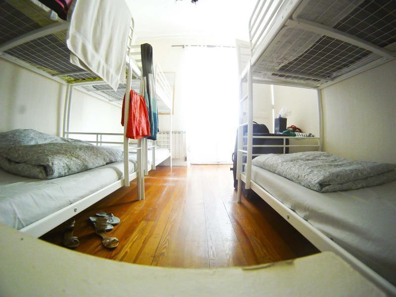 HOSTEL - San Sebastian Beach Hostel