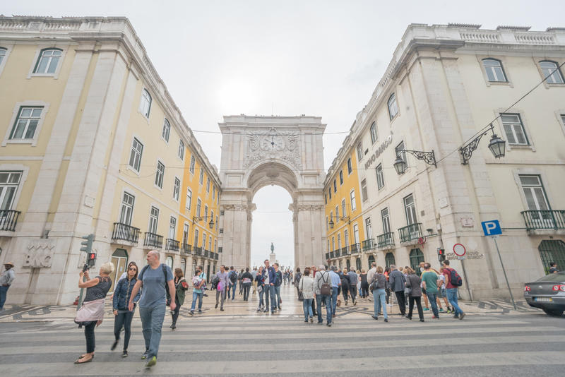 HOSTEL - Vistas de Lisboa