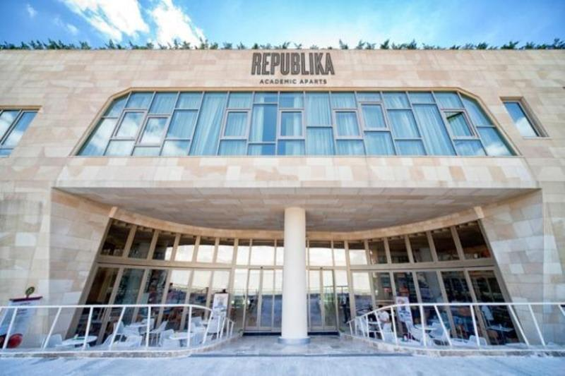 HOSTEL - Republika Academic Aparts Ortakoy