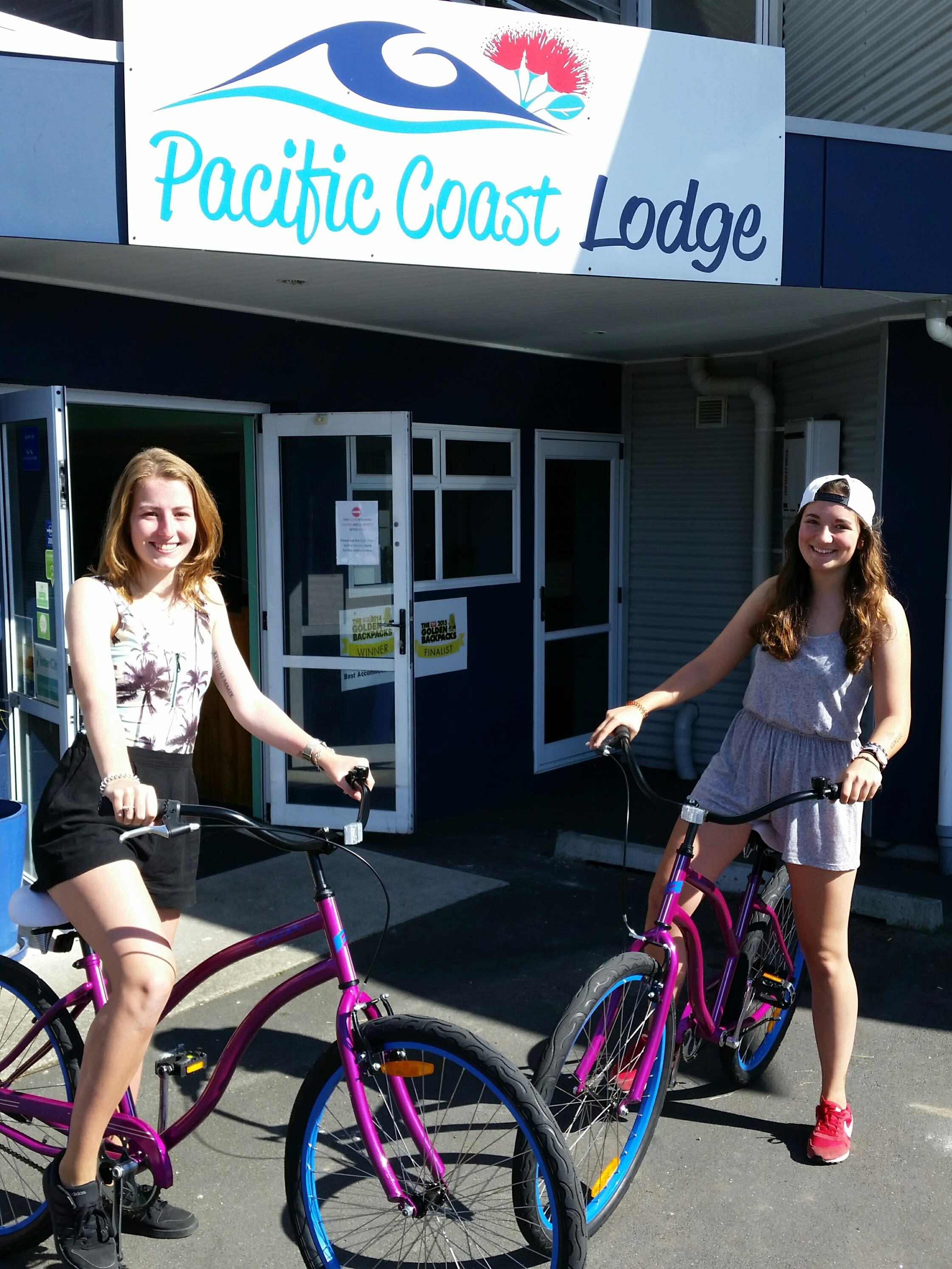 Pacific Coast Backpackers Lodge