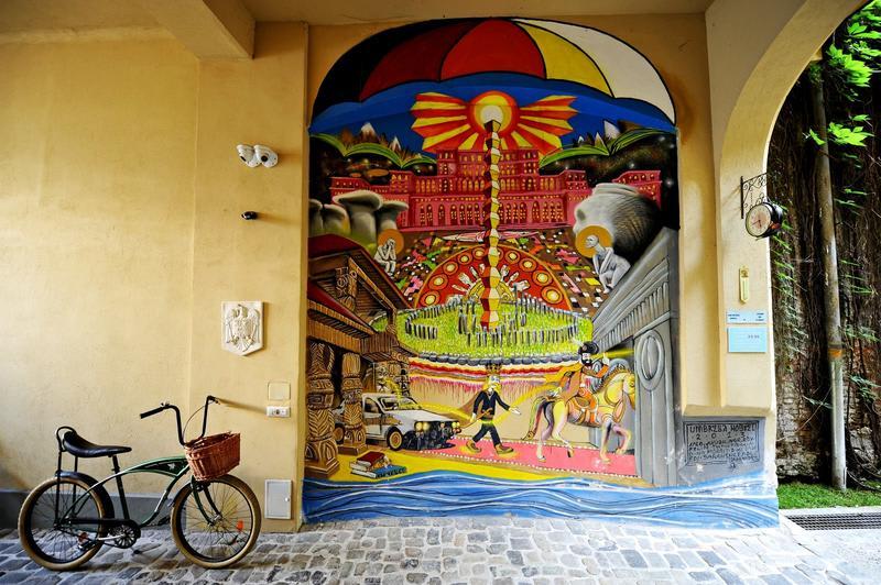 Umbrella Hostel