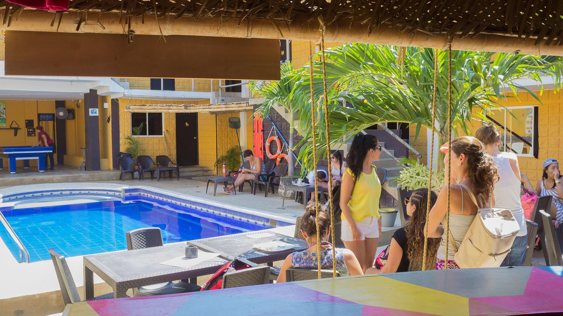 Nirvana Hostel Taganga
