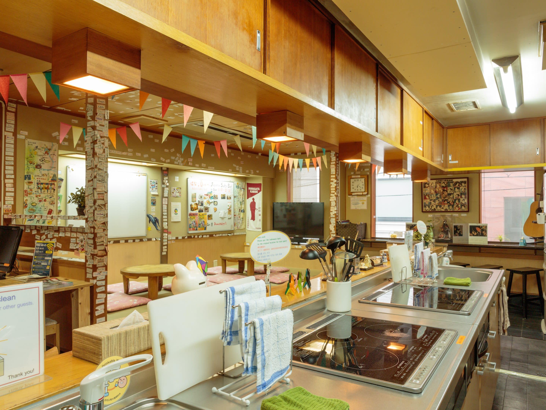 HOSTEL - Osaka Hana Hostel