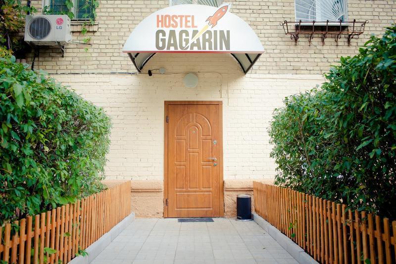 Gagarin Hostel