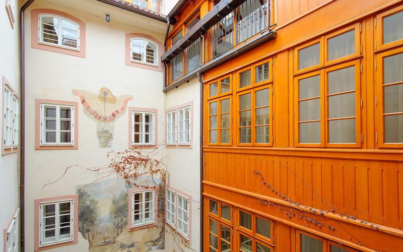 Hostel Santini Prague