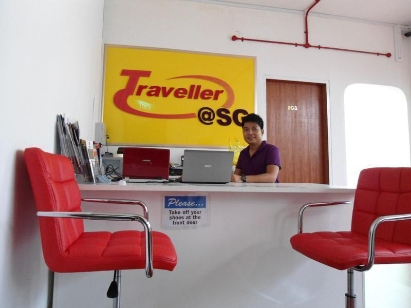 HOSTEL - Traveller@SG