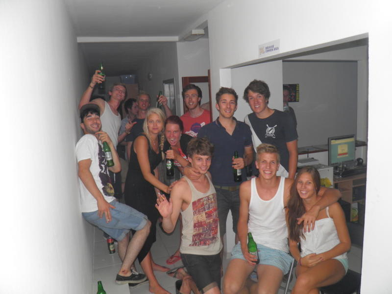 Hostel Frat House