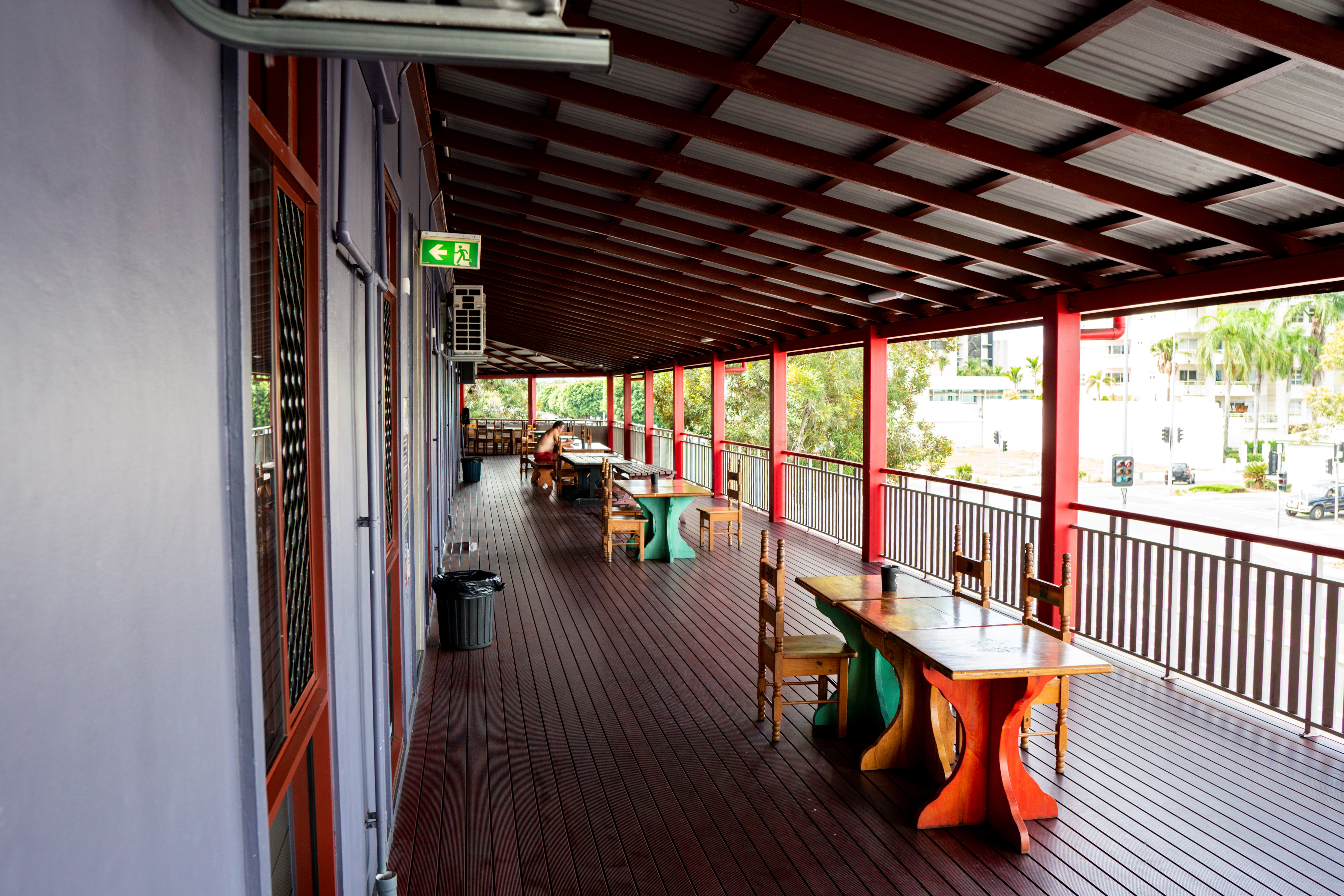 HOSTEL - The Jack Backpackers