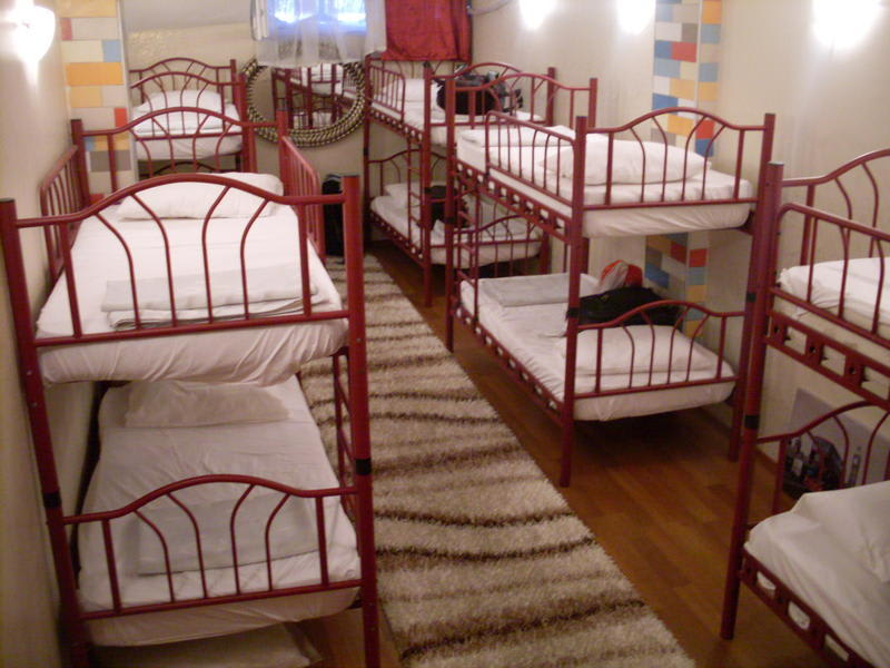 HOSTEL - New Backpackers