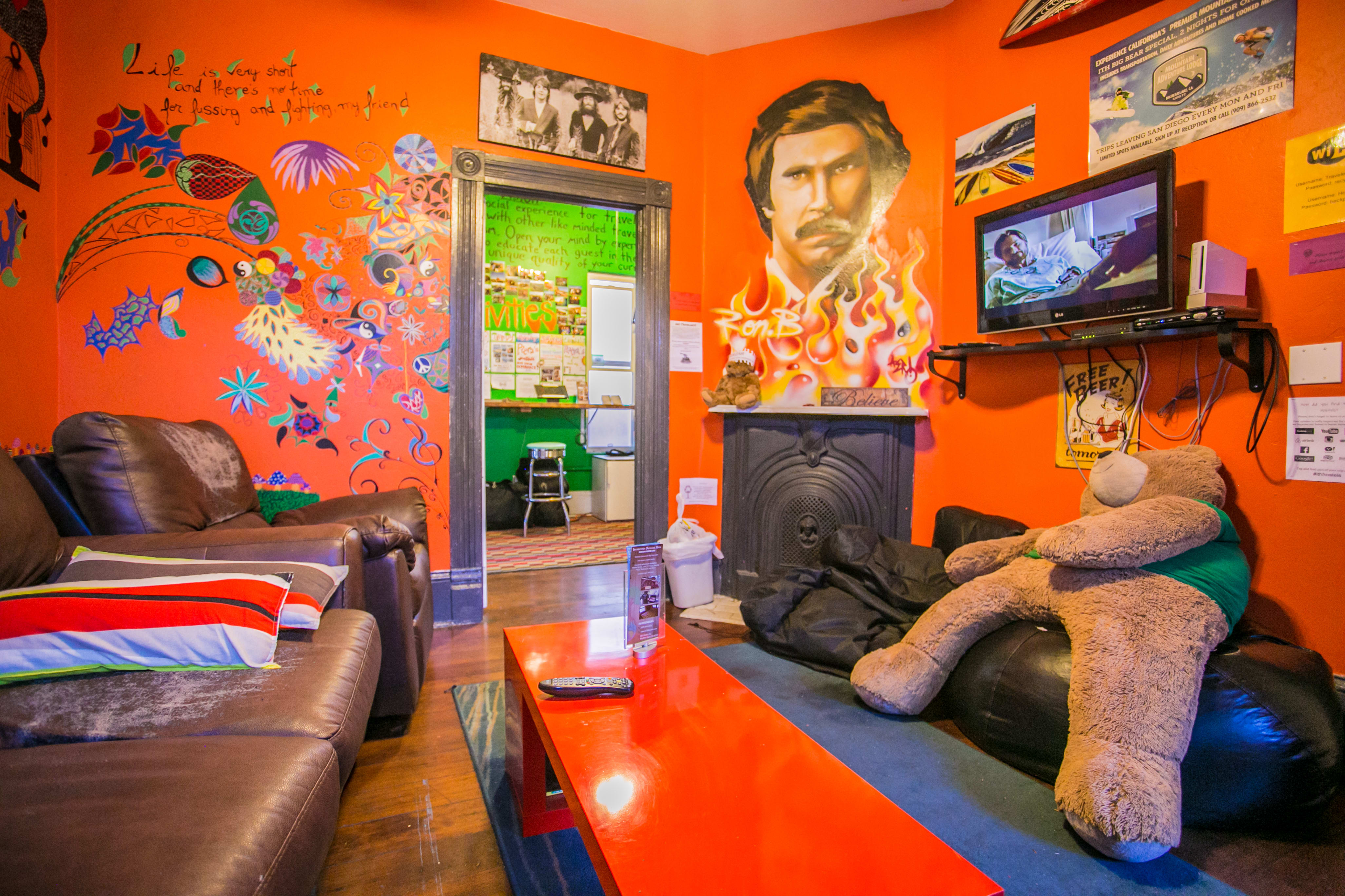 International Travelers House Adventure Hostel