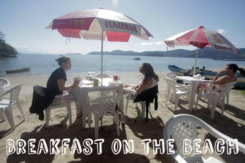 Paraty Beach Hostel