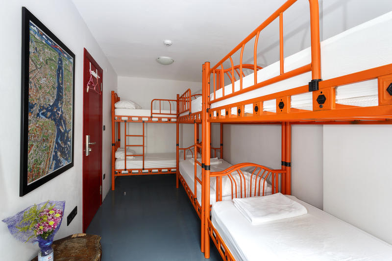 Hush Hostel Moda