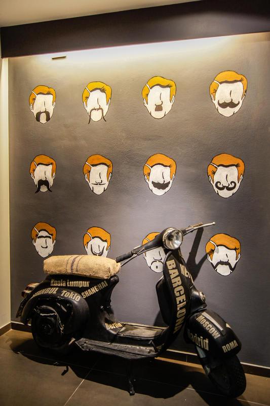 HOSTEL - Don Moustache Hostel
