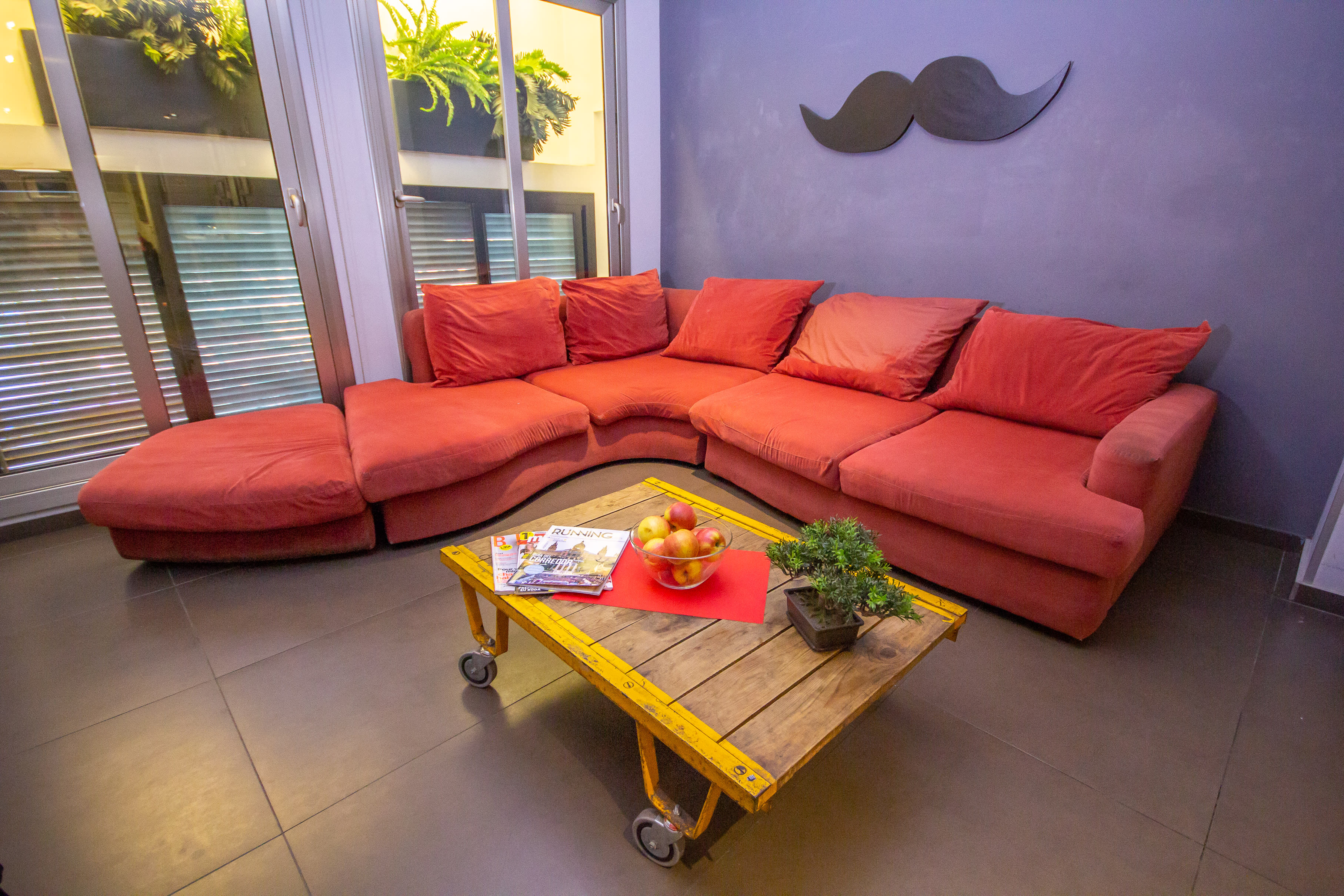Bon Moustache Hostel