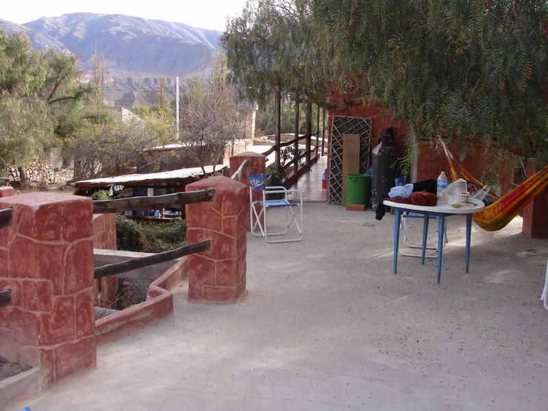 Tilcara Mistica Hostel