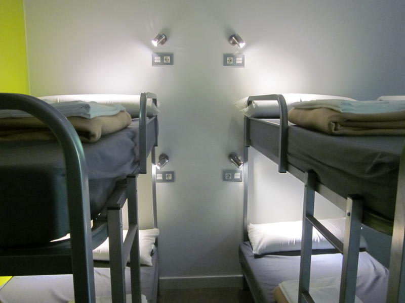 HOSTEL - Green Nest Hostel Uba Aterpetxea