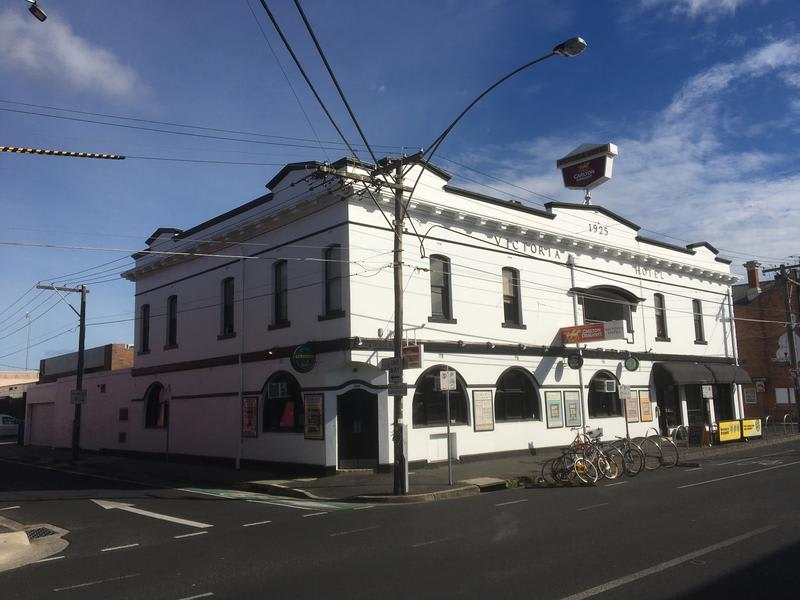 HOSTEL - Victoria Hotel Backpackers