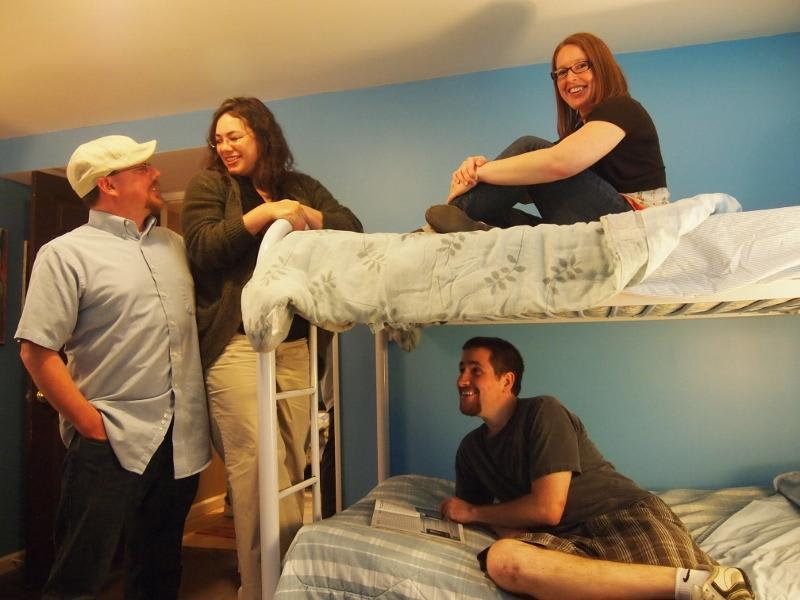 The Indy Hostel