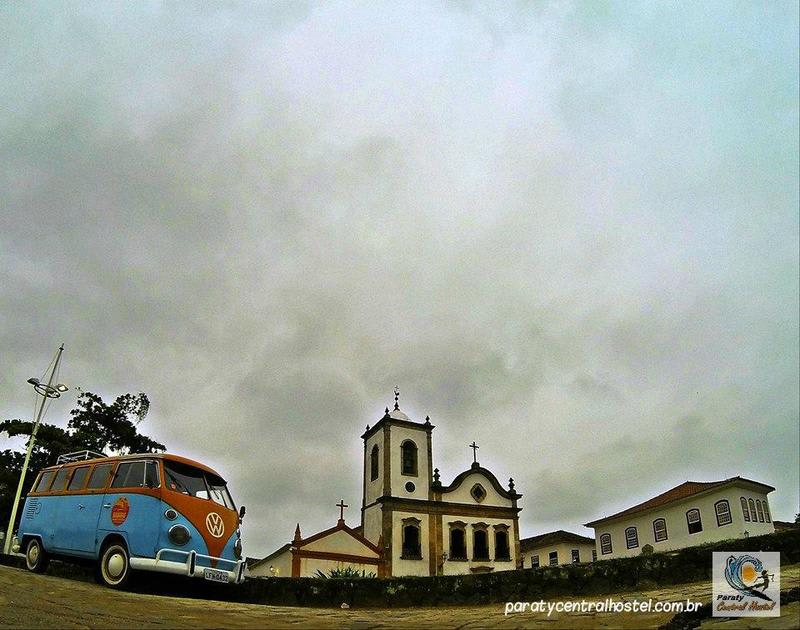 Paraty Central Hostel