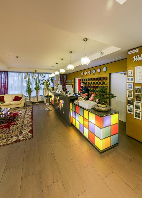 A&T Holiday Hostel Wien