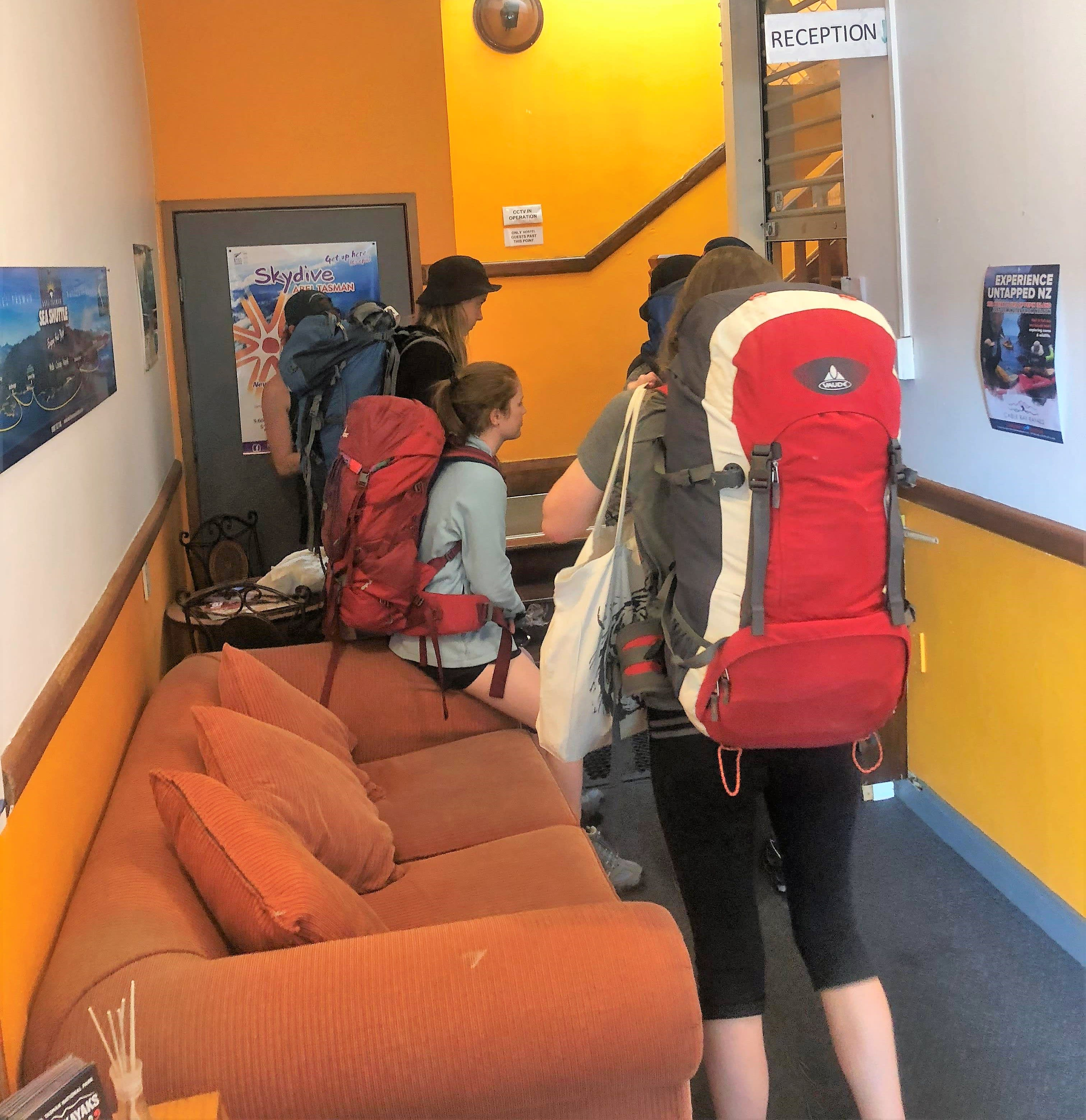 Aurora Backpackers