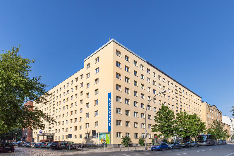 HOSTEL - a&o Berlin Mitte