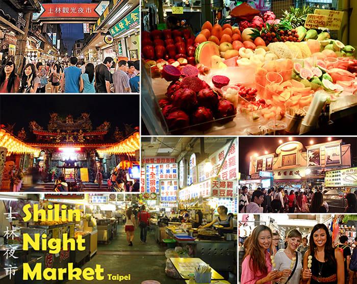 Fun Taipei Hostel@Shilin Night Market