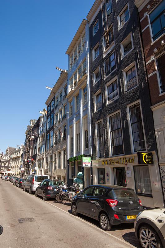 HOTEL - Travel Hotel Amsterdam