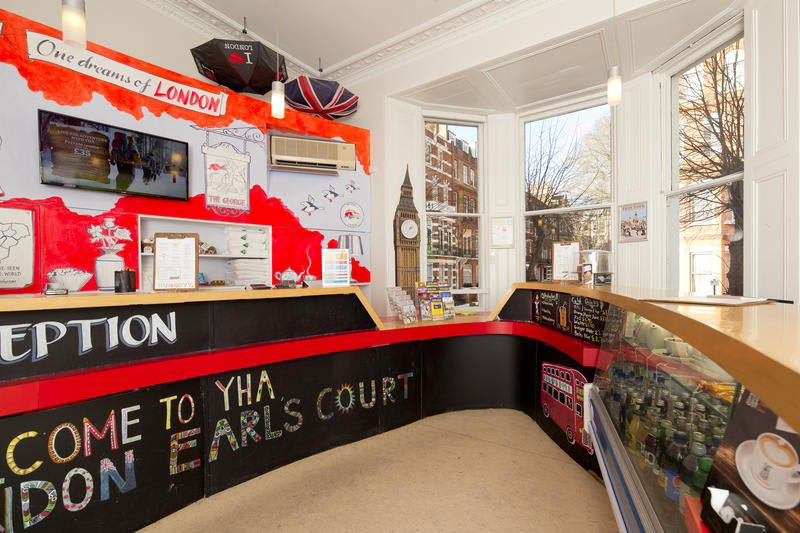 YHA London Earls Court
