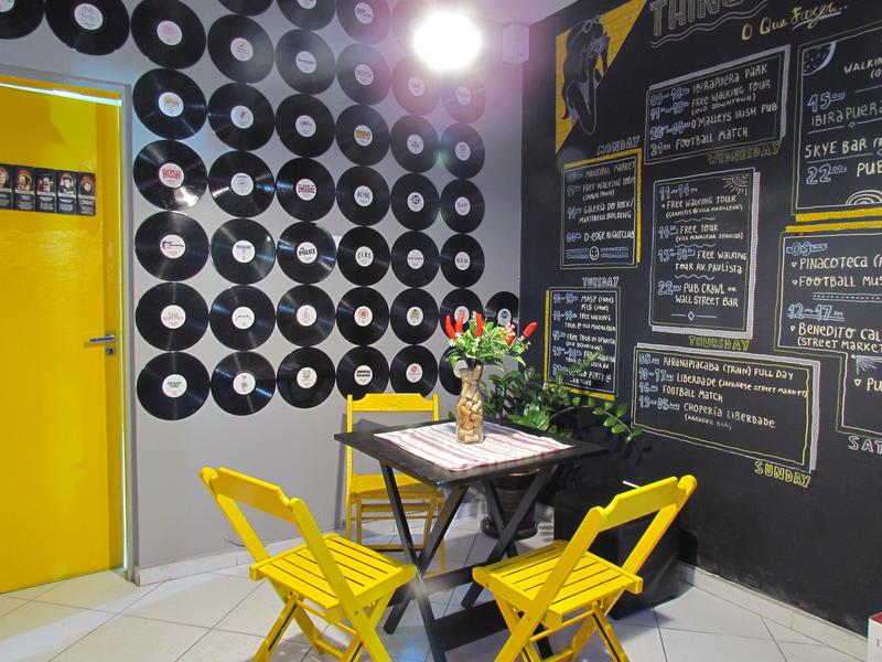 Vila Rock Hostel