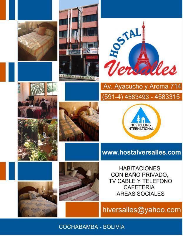 HI-Hostal Versalles