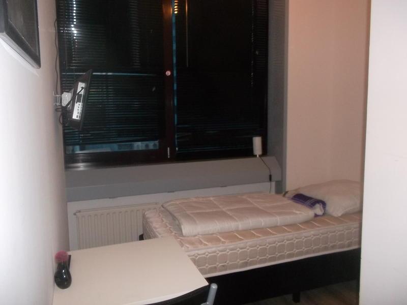 HOSTEL - Frankfurt Central Hostel im Gallus (Messe)