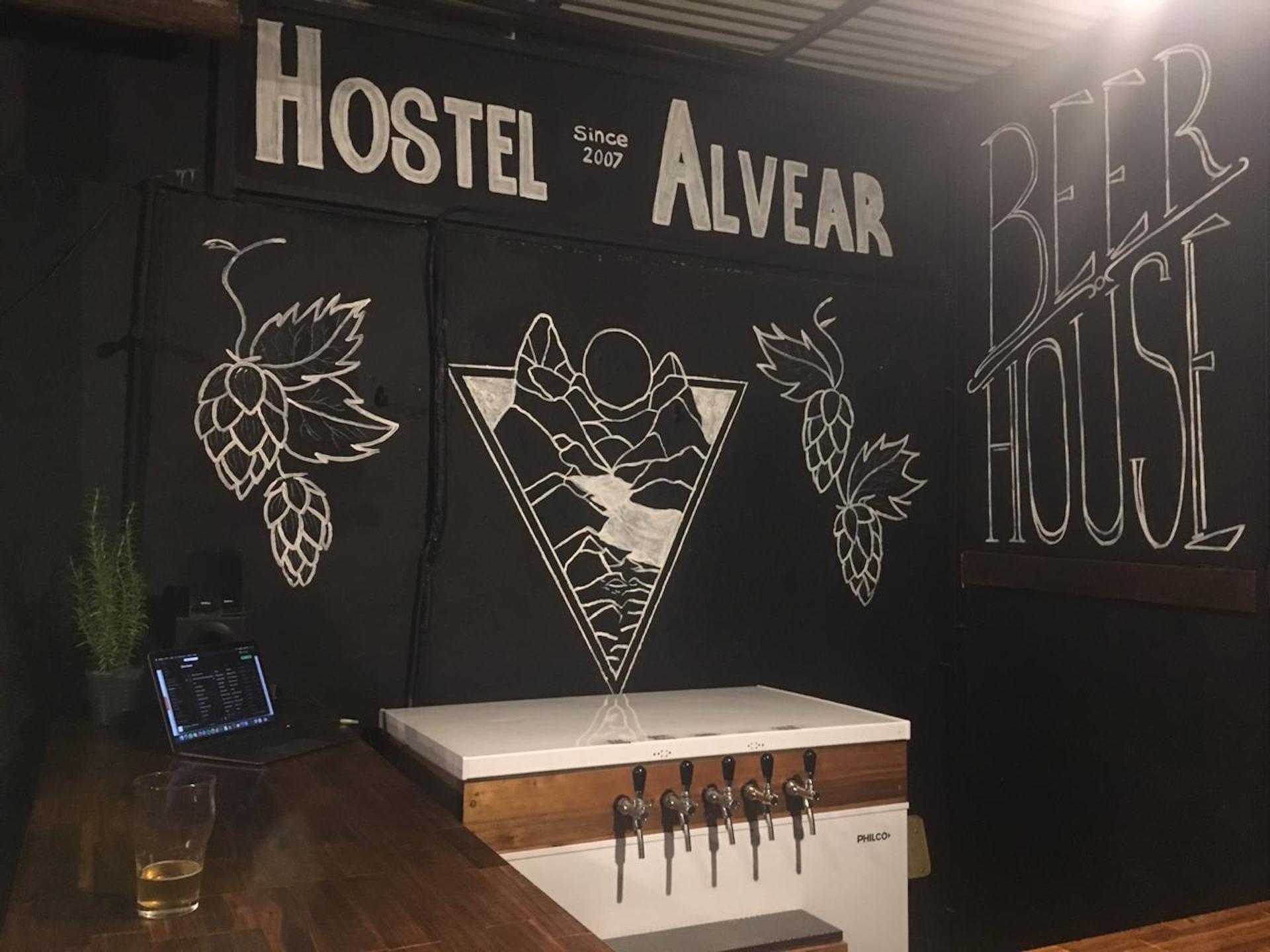 HOSTEL - Alvear Hostel