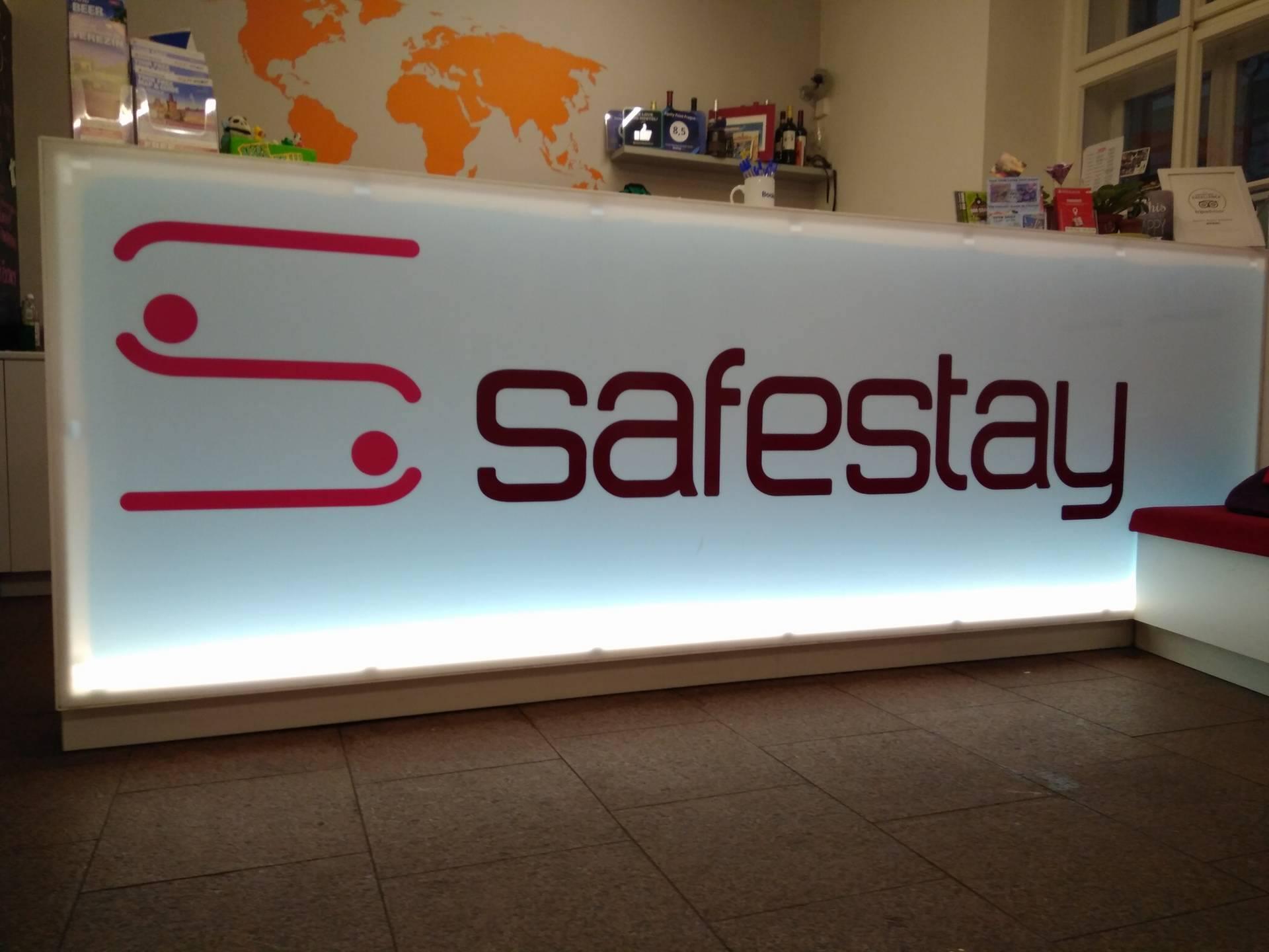 HOSTEL - Safestay Prague