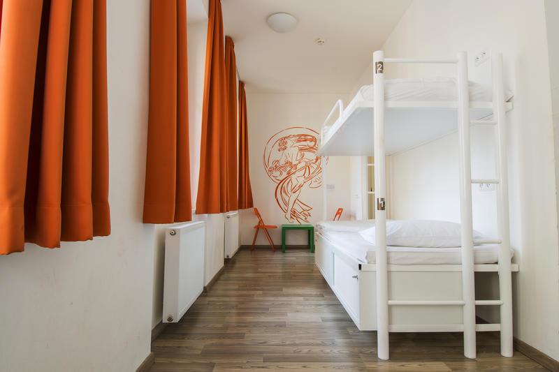 HOSTEL - Safestay Prague Charles Bridge
