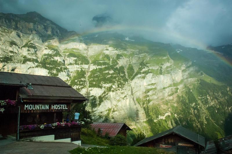 Mountain Hostel Gimmelwald