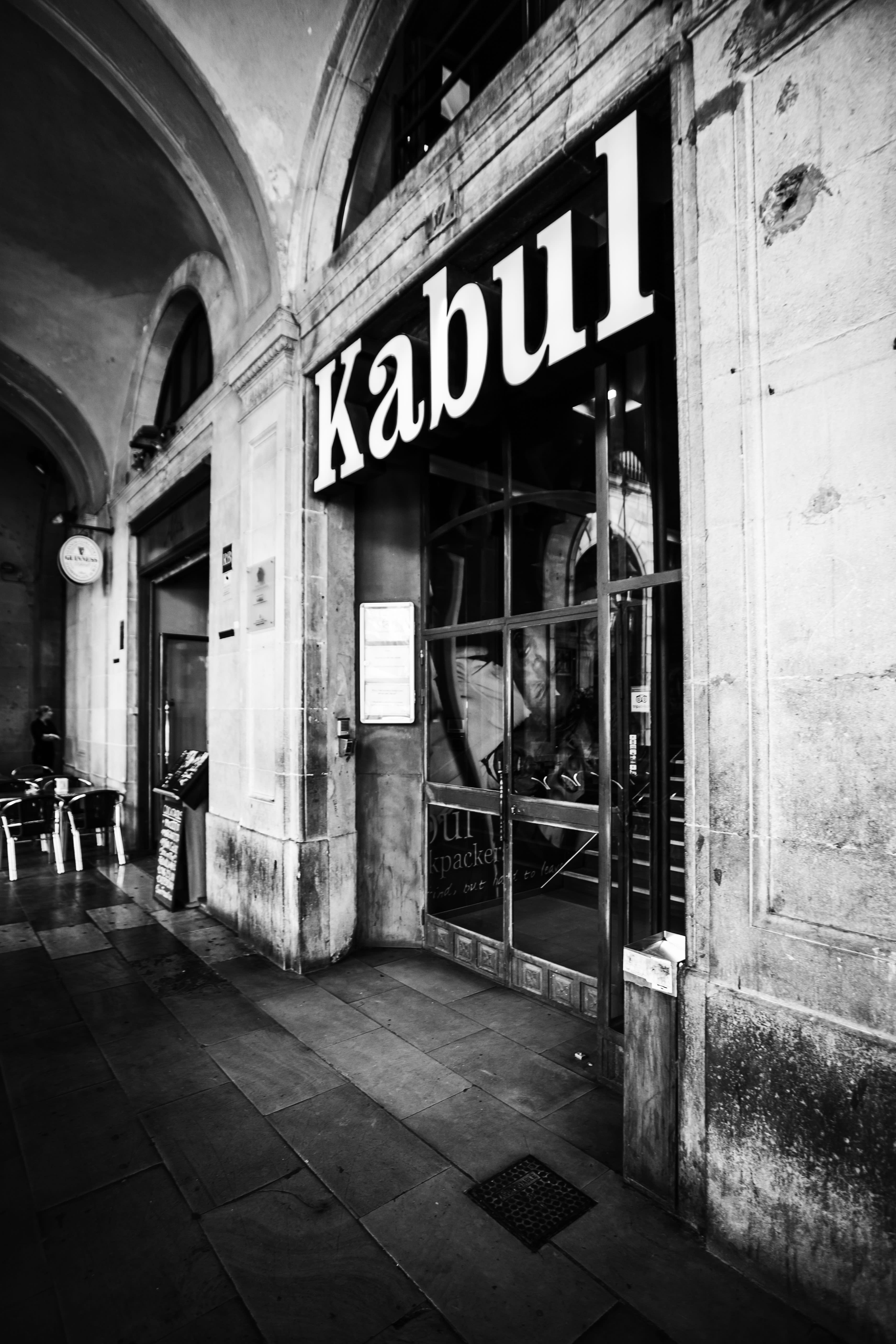 HOSTEL - Kabul Party Hostel Barcelona