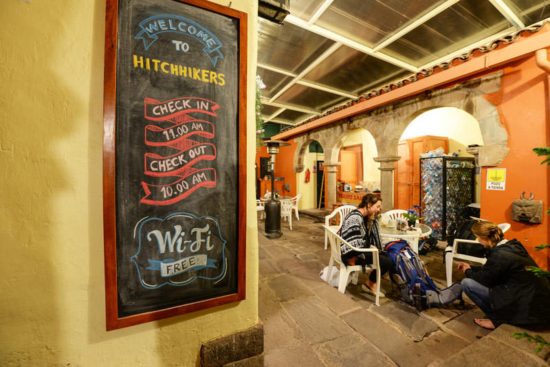 HOSTEL - Hitchhikers Cusco Hostel