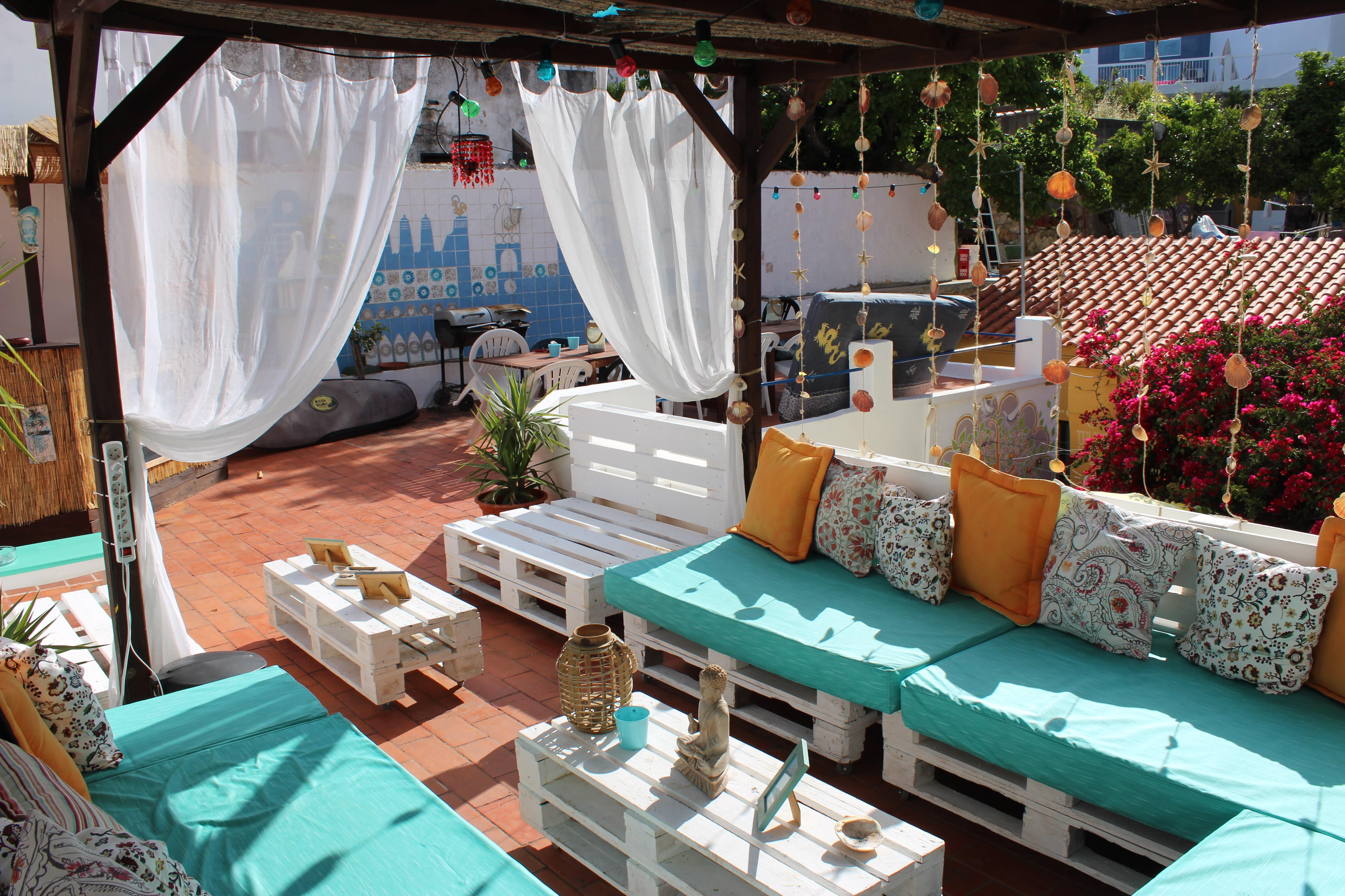 Orange Terrace Hostel