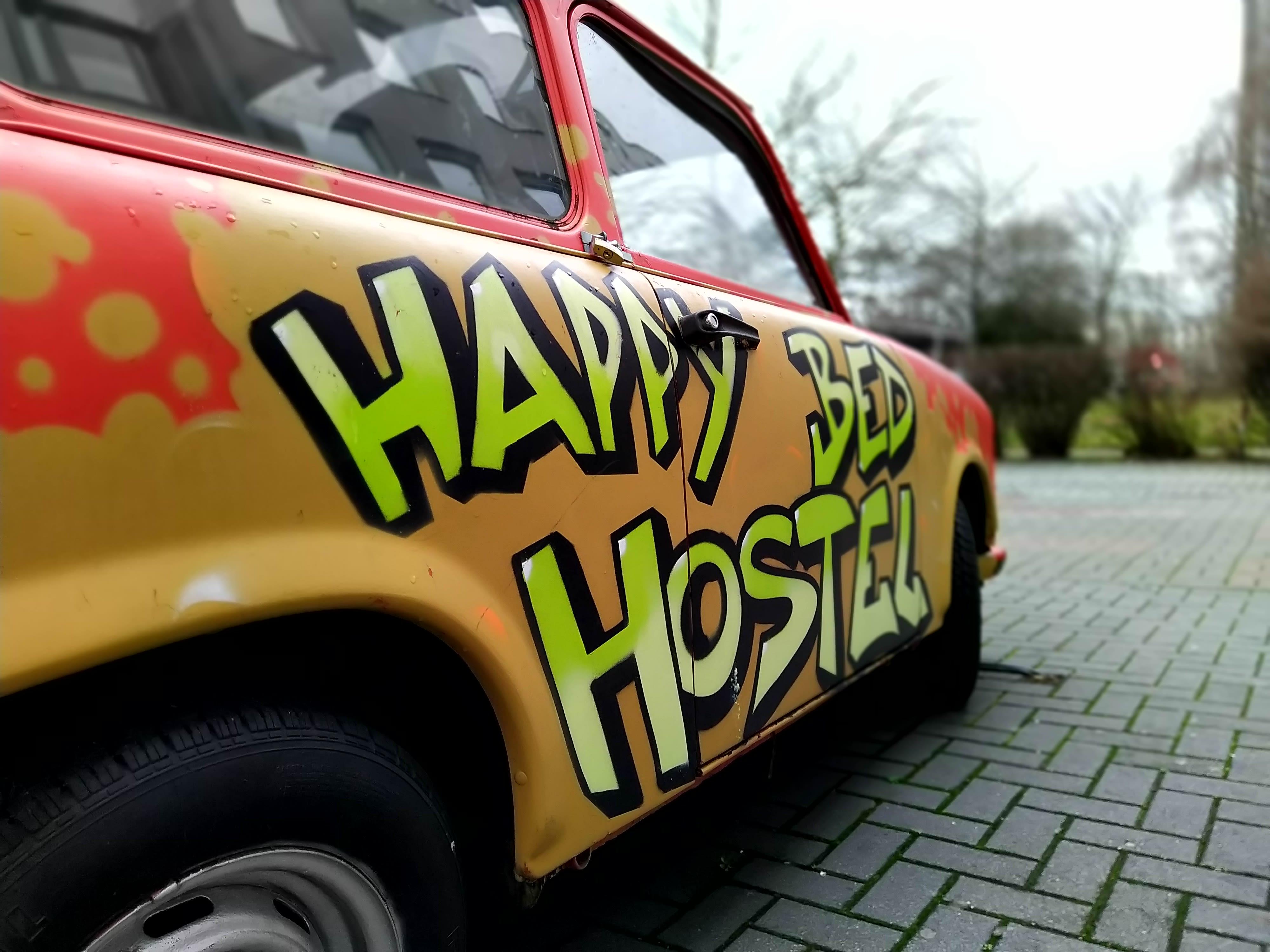HappyHostelBerlin
